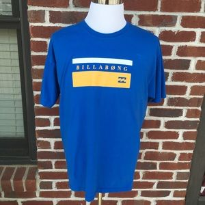 BILLABONG TEE SIZE- XL EXCELLENT USED CONDITION